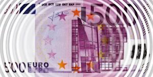 Contanti, 500 euro - Pixabay