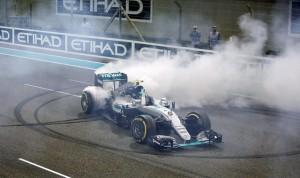 Abu Dhabi F1