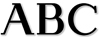 Logo – ABC, Madrid