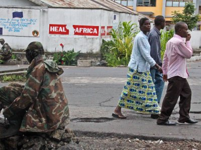 # 11: Repubblica Democratica del Congo