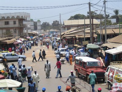 # 13: Gambia
