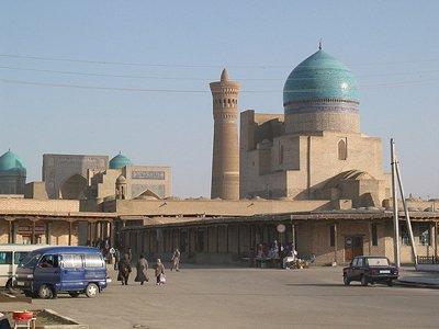 # 14: Uzbekistan
