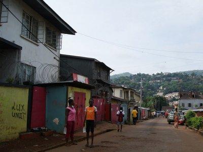 # 4: Sierra Leone
