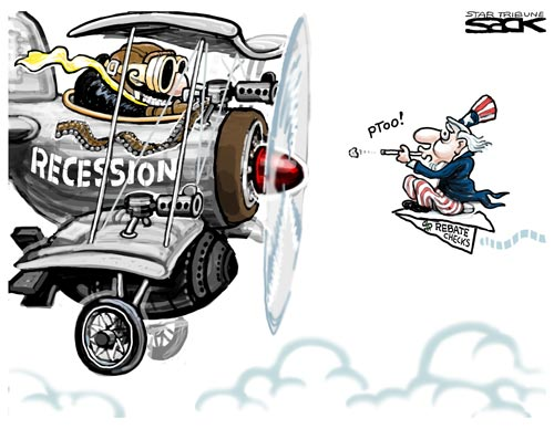 Oncoming Recession