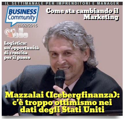 Risultato immagini per mazzalai business community