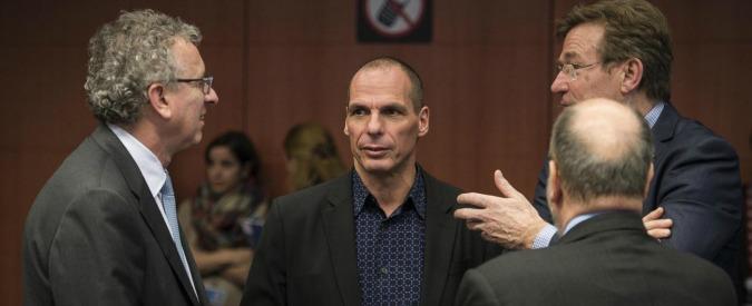 """Grecia, Eurogruppo contro Varoufakis: """"È un perditempo e un dilettante"""""""