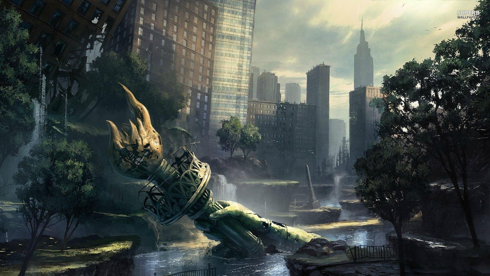 Risultati immagini per apocalysse new york
