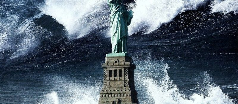 Risultati immagini per tsunami new york