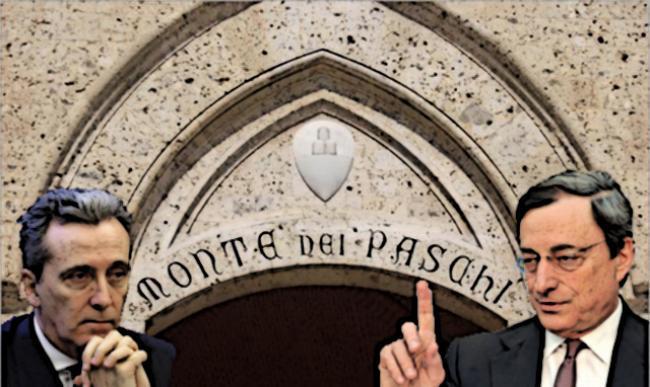 Risultati immagini per mps politica dagospia