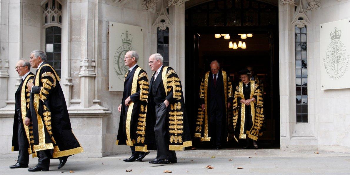 Risultati immagini per brexit court