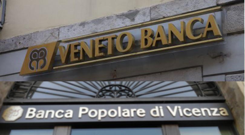 Risultati immagini per popolare vicenza veneto banca