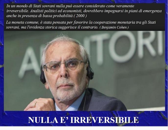 EURO BREAK UP: IL MOMENTO DELLA VERITA' SI AVVICINA! | icebergfinanza