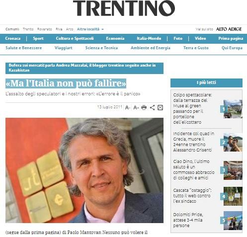 TRIA ? SALVINI ? DI MAIO ? STRONG BUY ITALY! | icebergfinanza
