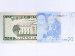 euro dollaro banconote