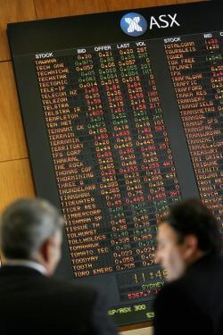 crollo borse mercati crisi banche 15-01-2008
