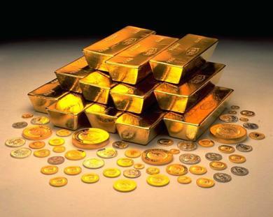 Record storico dell'oro