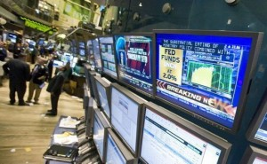Wall Street Fed Interest Rates