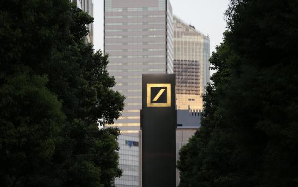 Deutsche Bank salvataggio