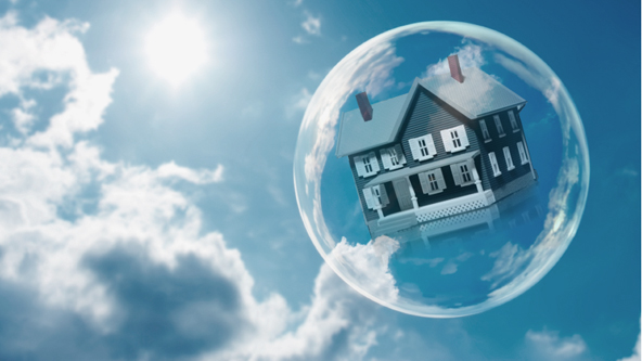 house bubble bolla immobiliare