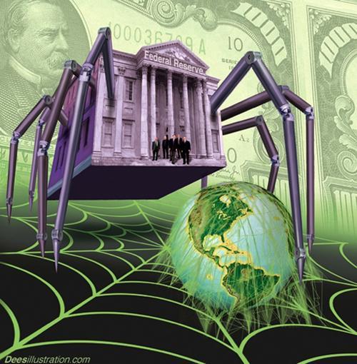 banche centrali fed schiave sistema