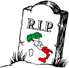 ITALIA ECONOMIA MORTA