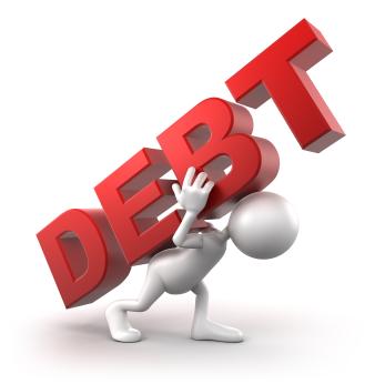 debito italia insostenibile