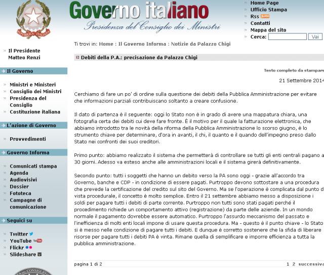 Governo Italiano - Il Governo Informa 2014-09-22 09-42-03