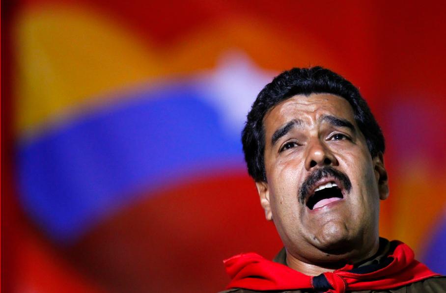 default venezuela maduro
