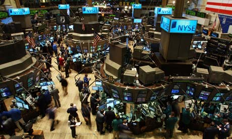 NYSE-stock-market-COR-report