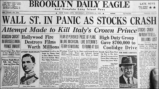 newspaper-wall-street-crash
