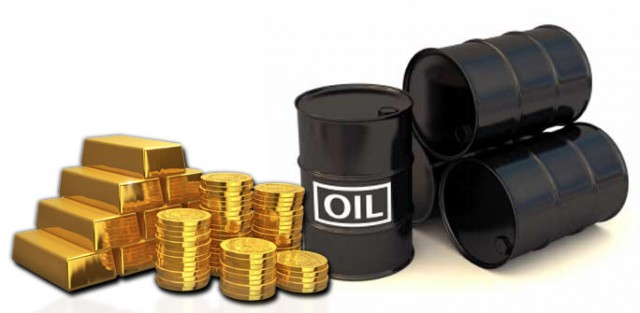 oro-petrolio