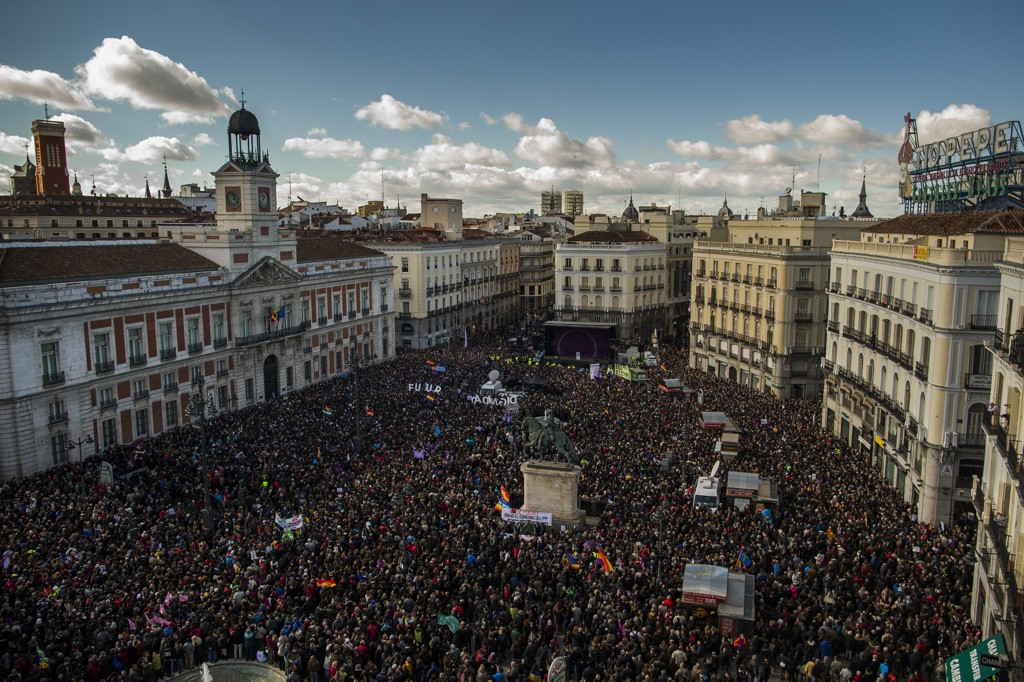 APTOPIX Spain Podemos