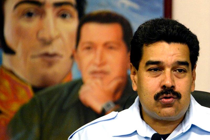 Maduro-Chavez-Simon-Bolivar