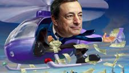 draghi helicopter QE