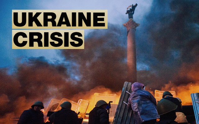Ukraine Crisis special page article banner