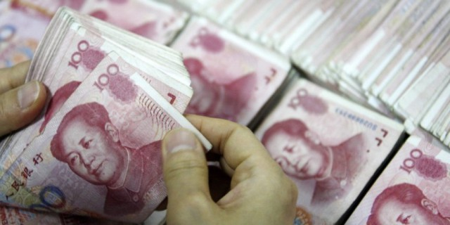 CHINA-ECONOMY-CURRENCY-FILES