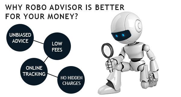 Robo-advisor-money