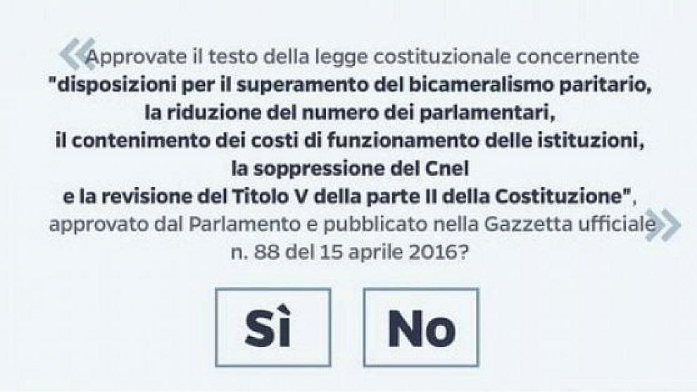 scheda-referendum-costituzionale-italia-2016-4-dicembre-esito-effetti